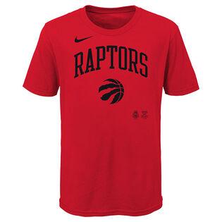 Junior Boys' [8-20] Toronto Raptors Nike Facility T-Shirt