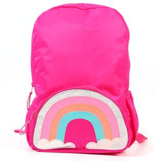 Junior Girls' Over The Rainbow Backpack