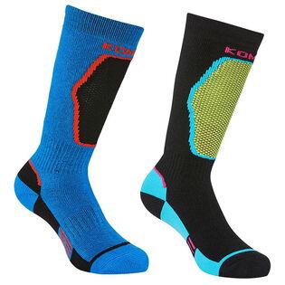 Kids' Brave Sock (2 Pack)