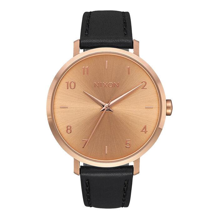 Arrow Leather Watch