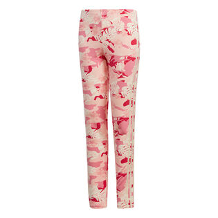 Junior Girls' [8-16] Floral Graphic Legging