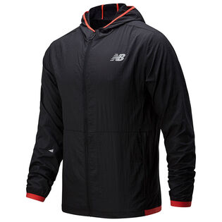 Men's Printed Impact Run Light Pack Jacket