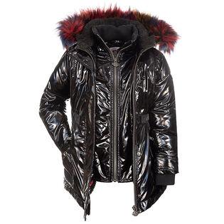 Manteau bouffant Middie pour filles [2-10]