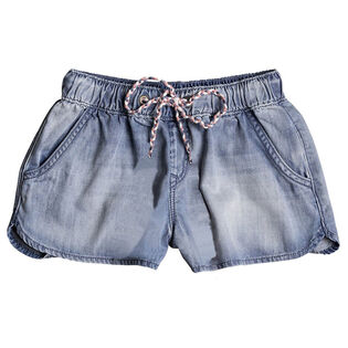 Junior Girls' [8-16] Music Never Stops Denim Short