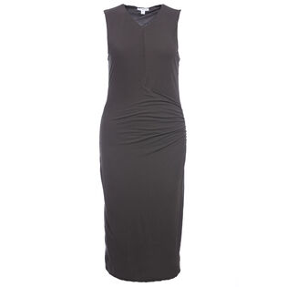 Women's Fitted Jersey Dress