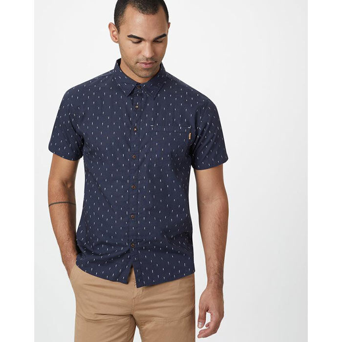 Men's Tree Motif Shirt