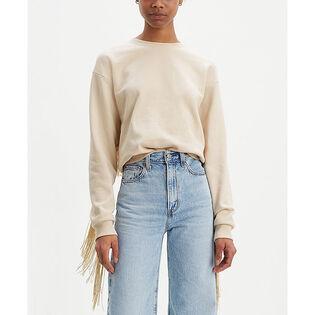 Women's Fringe Sweatshirt