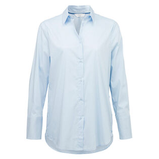 Women's Contrast Cuff Shirt