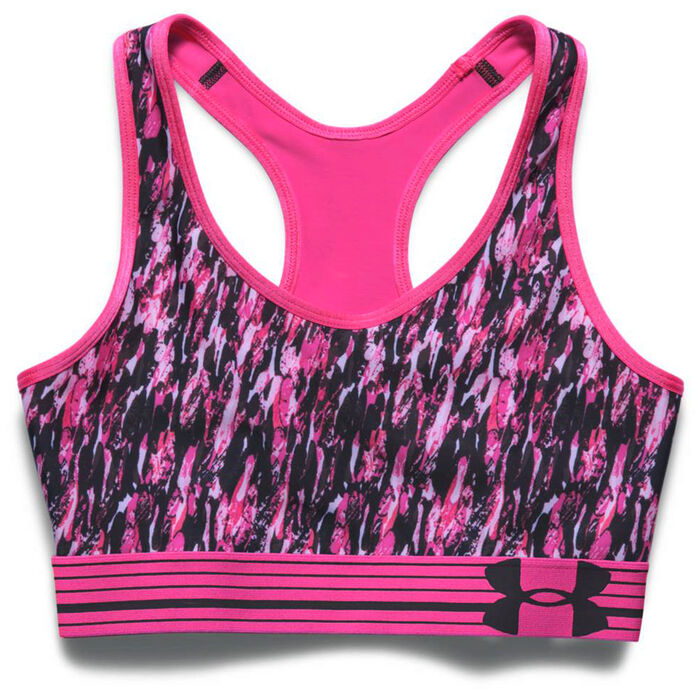 Women's Heatgear® Alpha Printed Sports Bra