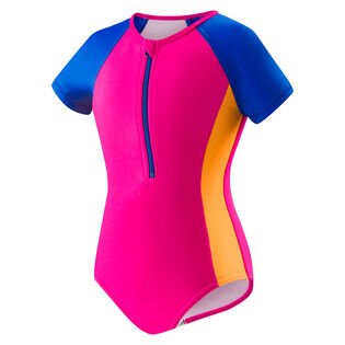 Baby Girls' [12-24M] Begin To Swim One-Piece Swimsuit