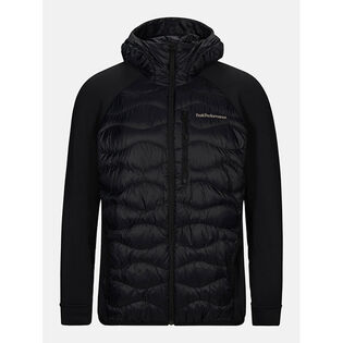 Men's Helium Hybrid Hooded Jacket