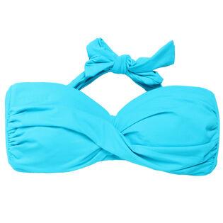 Women's Live In Colour Bandeau Bikini Top