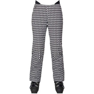 Women's Medaille Print Pant