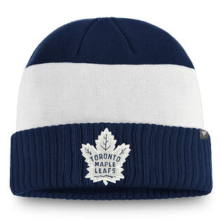 Men's Toronto Maple Leafs Iconic Cuffed Knit Beanie