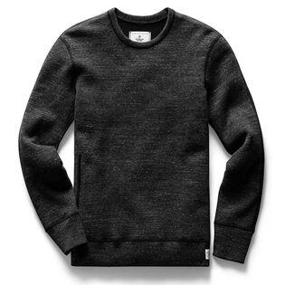 Men's Side Zip Crew Sweatshirt