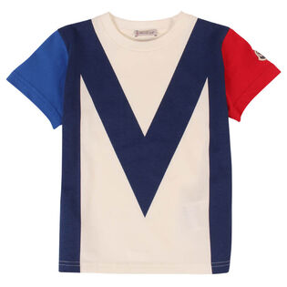 T-shirt à grand logo pour garçons [4-6]