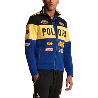 Men's Double-Knit Racing Jacket