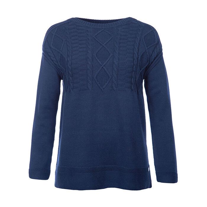 Chandail en tricot Weymouth pour femmes