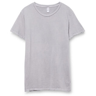 Men's Heritage Garment-Dyed Distressed T-Shirt