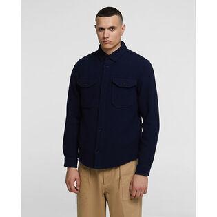 Men's Alaskan Wool Overshirt