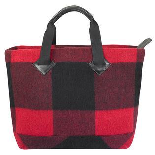 Women's Wool Tote Bag