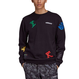 Men's Goofy Crew Sweatshirt
