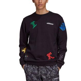 Men's Goofy Crew Sweatshirt