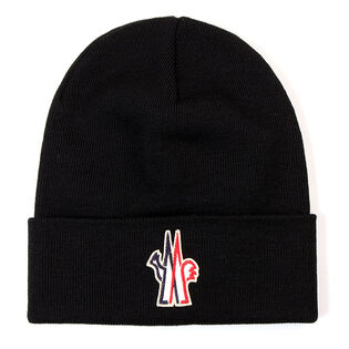 Unisex Roll-Up Logo Hat