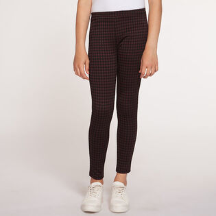 Junior Girls' [7-14] Printed Legging