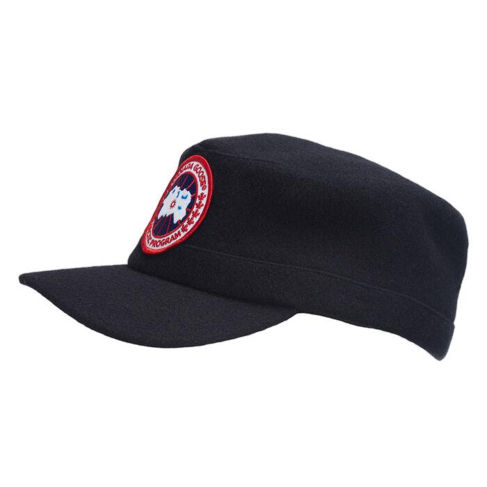Merino Conductor Hat