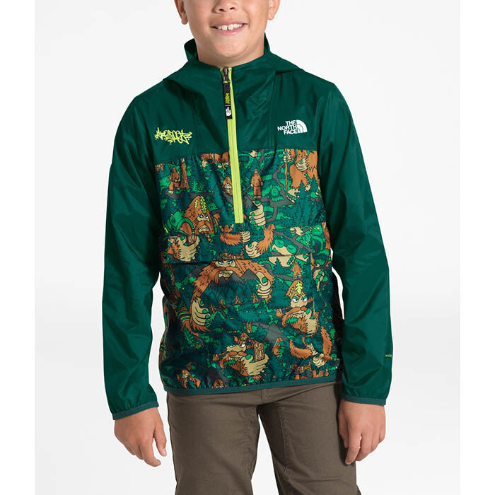 Junior Boys' [7-20] Novelty Fanorak Jacket