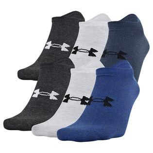 Men's Essential Lite No-Show Sock (6 Pack)