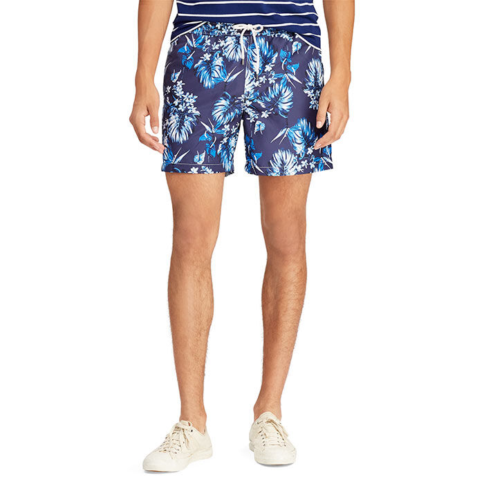 4beb753614 Men's Traveler Swim Trunk | Polo Ralph Lauren | Sporting Life Online