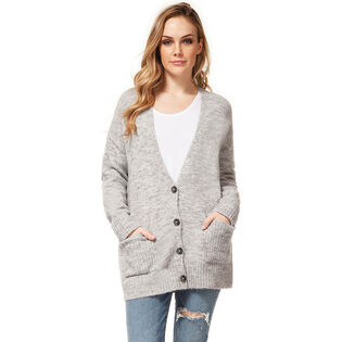 Women's Button-Down Cardigan