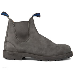 #1478 The Winter Boot In Rustic Black