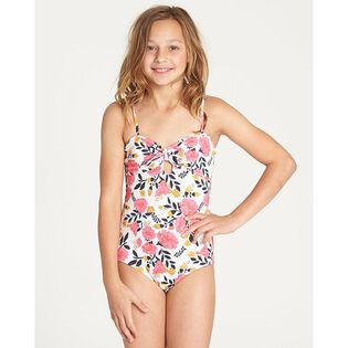 Junior Girls' [6-14] Sun Dream One-Piece Swimsuit