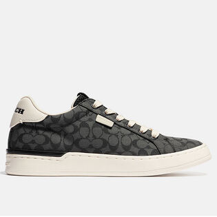 Women's Lowline Sig Jacquard Low Top Sneaker