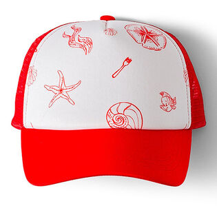 Junior Girls' [8-16] Ariel Ocean Town Trucker Hat