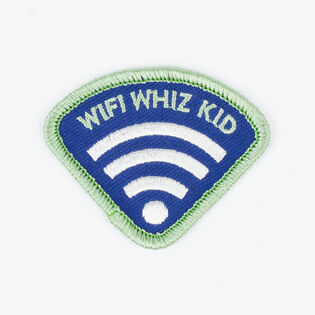 Wifi Whiz Kid Patch