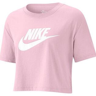 T-shirt court Essential pour femmes