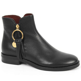 Women's Louise Flat Ankle Boot