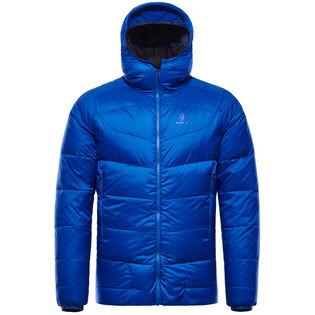 Men's Hooded Active Down Jacket