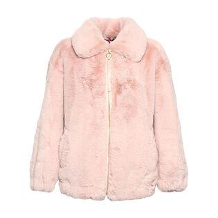 Women's Oversized Faux Fur Jacket