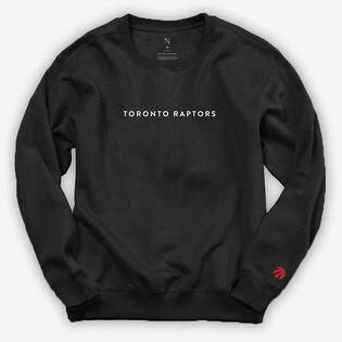 Unisex Toronto Raptors Crew Sweatshirt