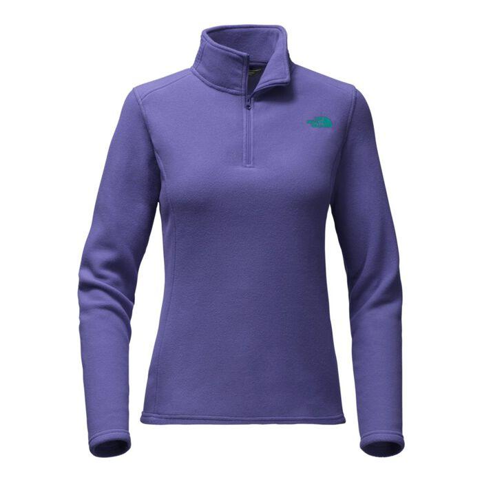 Women's Glacier Quarter-Zip Sweater