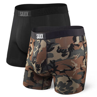 Men's Vibe Boxer Brief (2 Pack)
