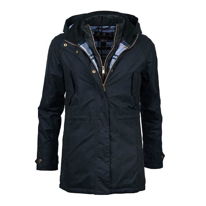 Women's Heath Waxed Cotton Jacket