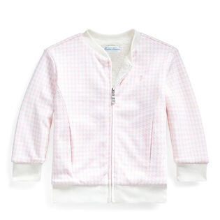 Baby Girls' [9-24M] Reversible Cotton Jacket