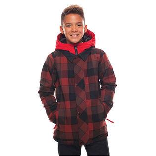 Junior Boys' [7-18] Woodland Jacket