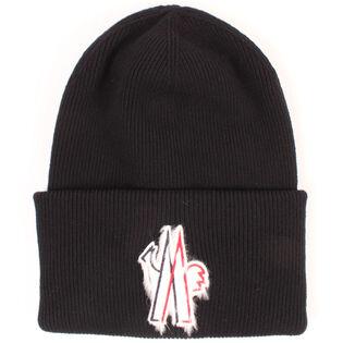 Women's Shearling Logo Hat
